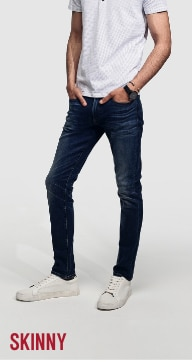 cda87664 Men's Jeans - Skinny, Ripped, & Black Jeans for Men - Express