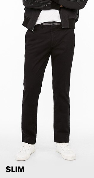 Mens Slim Pants